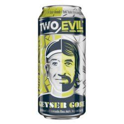Evil Twin/Two Roads Geyser Gose