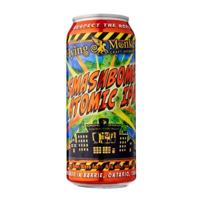 Flying Monkeys Smashbomb Atomic