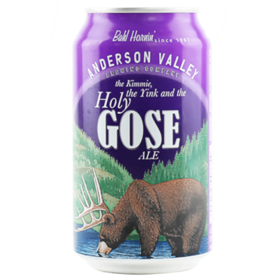 Anderson Valley Holy Gose
