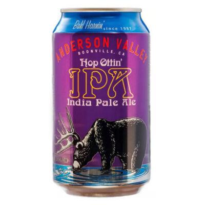 Anderson Valley Hop Ottin' IPA