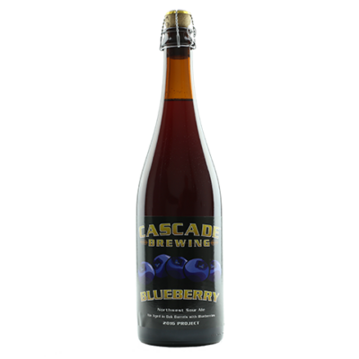 Cascade Blueberry Ale 2016 Project