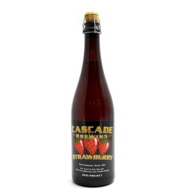 Cascade Strawberry Ale 2015