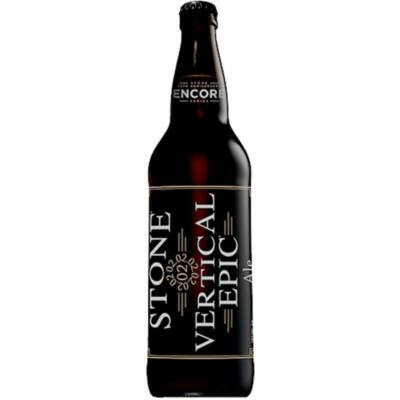 Stone 20th Anniversary Encore Series: 02.02.02 Vertical Epic Ale