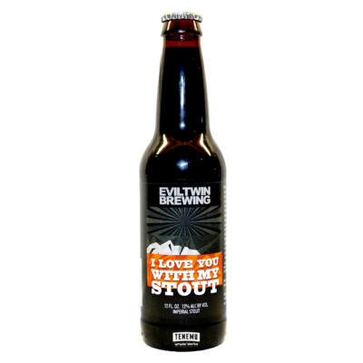 Evil Twin I Love You With My Stout
