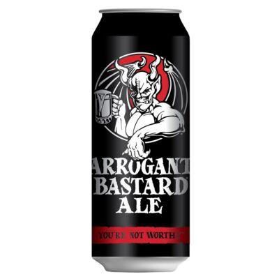 1 # Stone Arrogant Bastard Ale