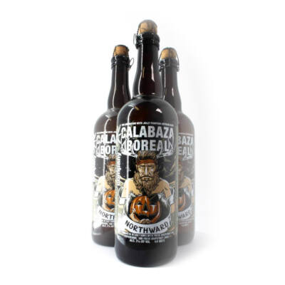Anchorage / Jolly Pumpkin Calabaza Boreal