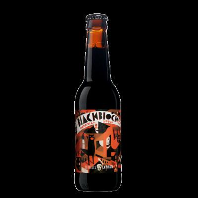 La Pirata Black Block Bourbon