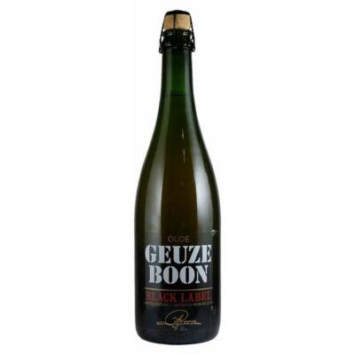 Boon Geuze Black Label