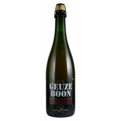 Boon Geuze Black Label 2nd edition