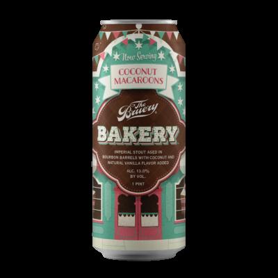 Bruery Bakery: Coconut Macaroons