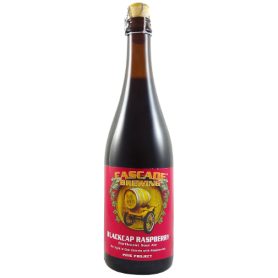 Cascade Blackcap Raspberry 2016
