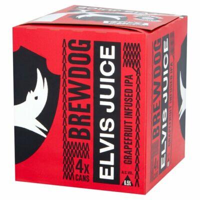 Brewdog Elvis Juice Four Pack