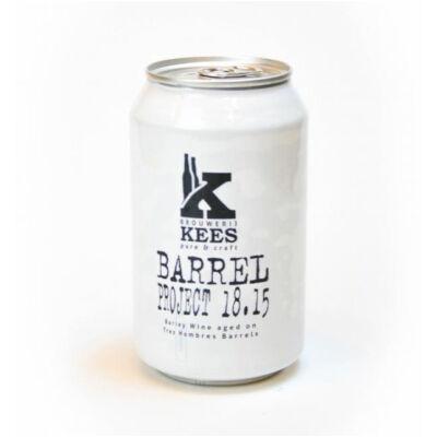 Kees Barrel Project 18.15