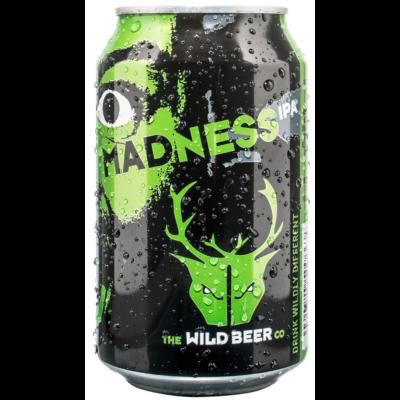 Wild Beer Madness IPA