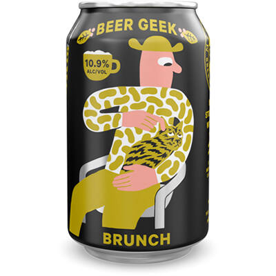 Mikkeller Beer Geek Brunch - Weasel
