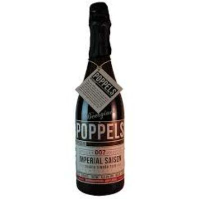 Poppels Projekt 009 Imperial Saison