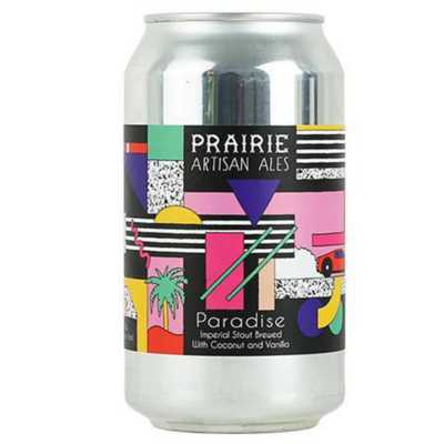 Prairie Artisan Ales Paradise