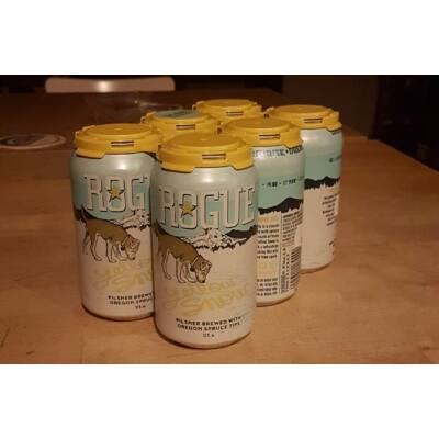 Rogue Yellow Snow Pils 6-pack