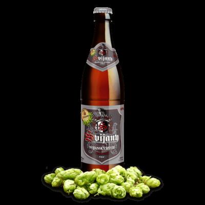 Svijanský Rytíř Bitter 12°