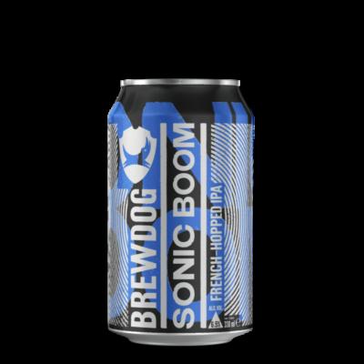 Brewdog Sonic Boom V4 - French Hopped IPA