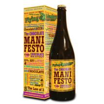 The Chocolate Manifesto | Flying Monkeys (CAN) | 0,473L - 10%