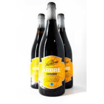 Arbre Dark Wheatwine - Alligator Char (2017) | The Bruery (USA) | 0,75L - 10.8%