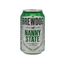 Nanny State   BrewDog (SCO)   0,33L - 0,5%