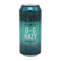 O-G Hazy   BrewDog (SCO)   0,44L - 7,2%