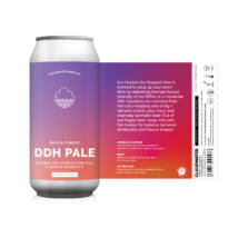 DDH Pale | Cloudwater (ENG) | 0,44L - 5%