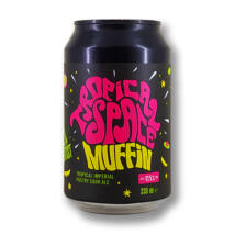 Tropical Space Muffin | Mad Scientist (HU) | 0,33L - 11,5%