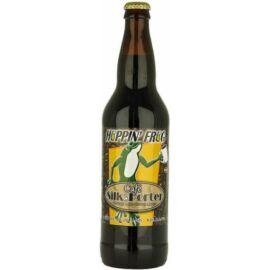 Café Silk Porter | Hoppin' Frog (USA) | 0,65L - 6,2%