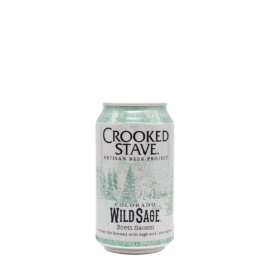 Colorado Wild Sage | Crooked Stave (USA) | 0,355L - 7,2%