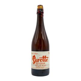 Surette Reserva Palisade Peach (2017) | Crooked Stave (USA) | 0,75L - 6,2%