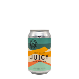 West Coast Juicy | Crooked Stave (USA) | 0,355L - 6,2%