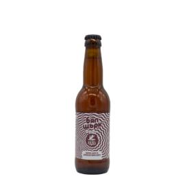 Jamaican Rum Barrel Aged White Stout | Fehér Nyúl (HU) | 0,33L - 8,5%