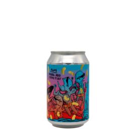Rum Barrel Aged 3 Bean Stout | Lervig (NOR) | 0,33L - 13,4%