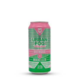 Urban Fog   BrewDog X Mikeller (SCO)   0,44L - 6,5%
