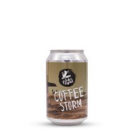 Coffee Storm | Fehér Nyúl (HU) | 0,33L - 9,8%