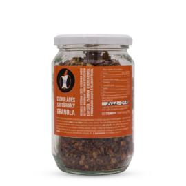Csokoládés Sörtörköly Granola   Ételmentő (HU)   270g