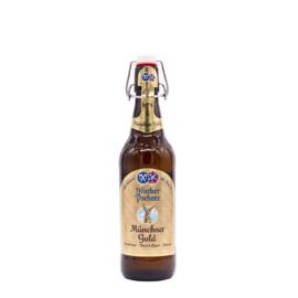 Münchner Gold   Hacker - Pschorr (DE)   0,5L - 5,5%