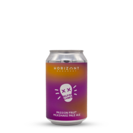 Selfish Games 004 Passion Fruit Milkshake Pale Ale | Horizont (HU) | 0,33L - 4,1%