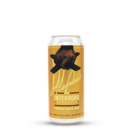 Alefredo   Interboro Spirits & Ales (USA) x Freddie Gibbs & The Alchemist    0,473L - 6,5%