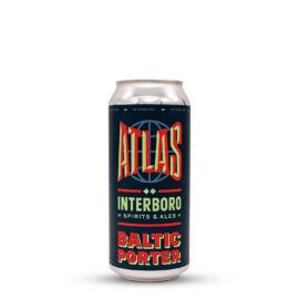 Atlas   Interboro Spirits & Ales (USA)   0,473L - 10%
