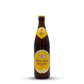 Weissbier Hell | König Ludwig (DE) | 0,5L - 5,5%
