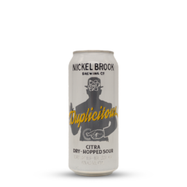 Duplicitous   Nickel Brook (CAN)   0,473L - 4%