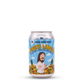 Fincsi Limcsi - Tropical Fruited Sour Ale   Reczer Ser (HU)   0,33L - 5,5%