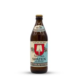 Spaten Oktoberfestbier | Spaten-Franziskaner-Löwenbräu-Gruppe (DE) | 0,5L - 5,9%