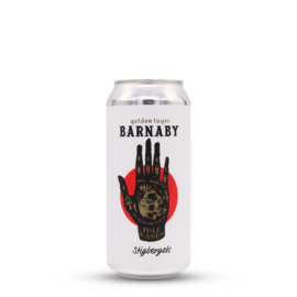 Barnaby Golden Lager | Stigbergets (SWE) | 0,44L - 5,6%