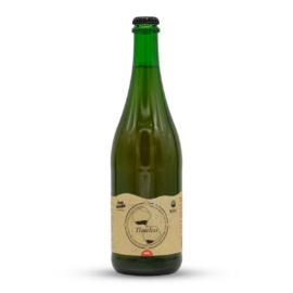 Timeless   Nevel Wild Ales (NL) x White Stork (BG)   0,75L - 5,9%