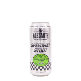 Speedway Stout: Mostra Coffee & Coconut | AleSmith (USA) | 0,473L - 12%